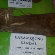 karamanjong sandal